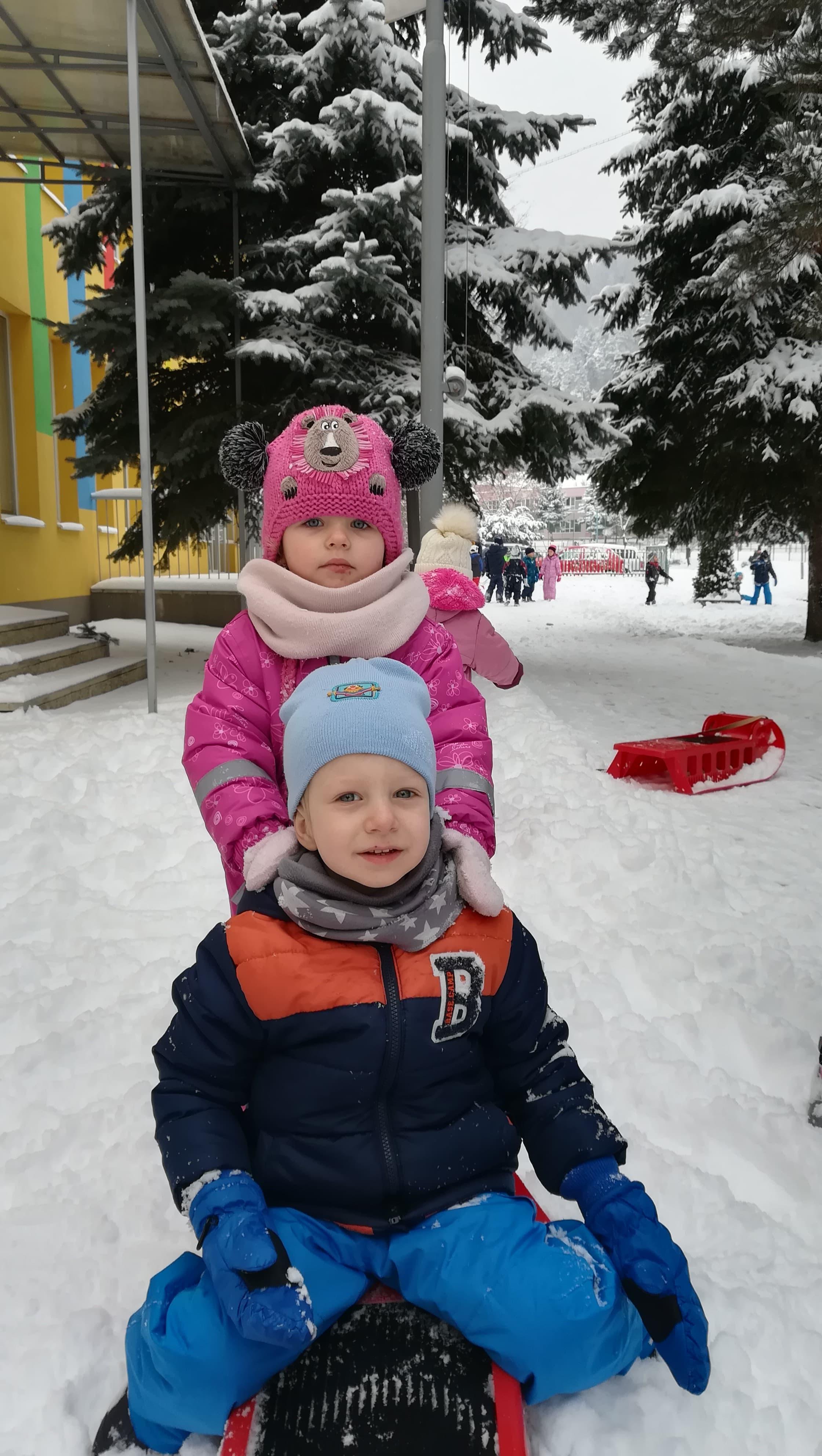 Lily a Peťko