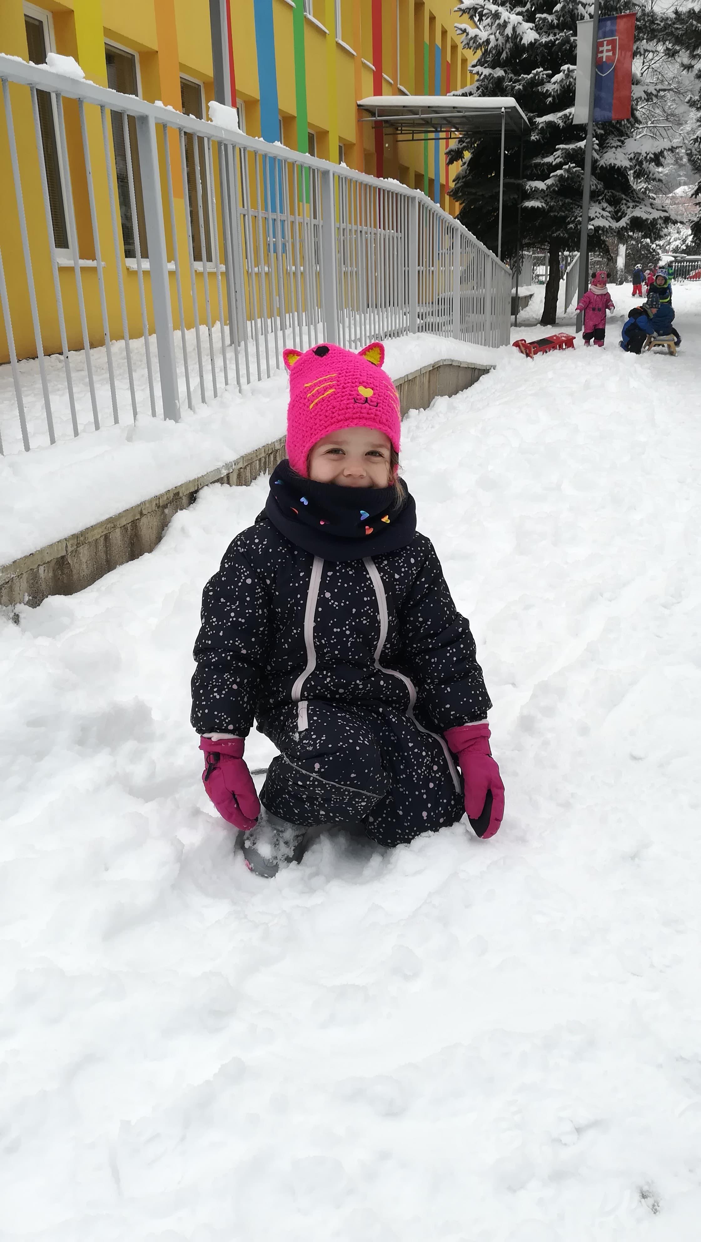 Veselo je na snehu