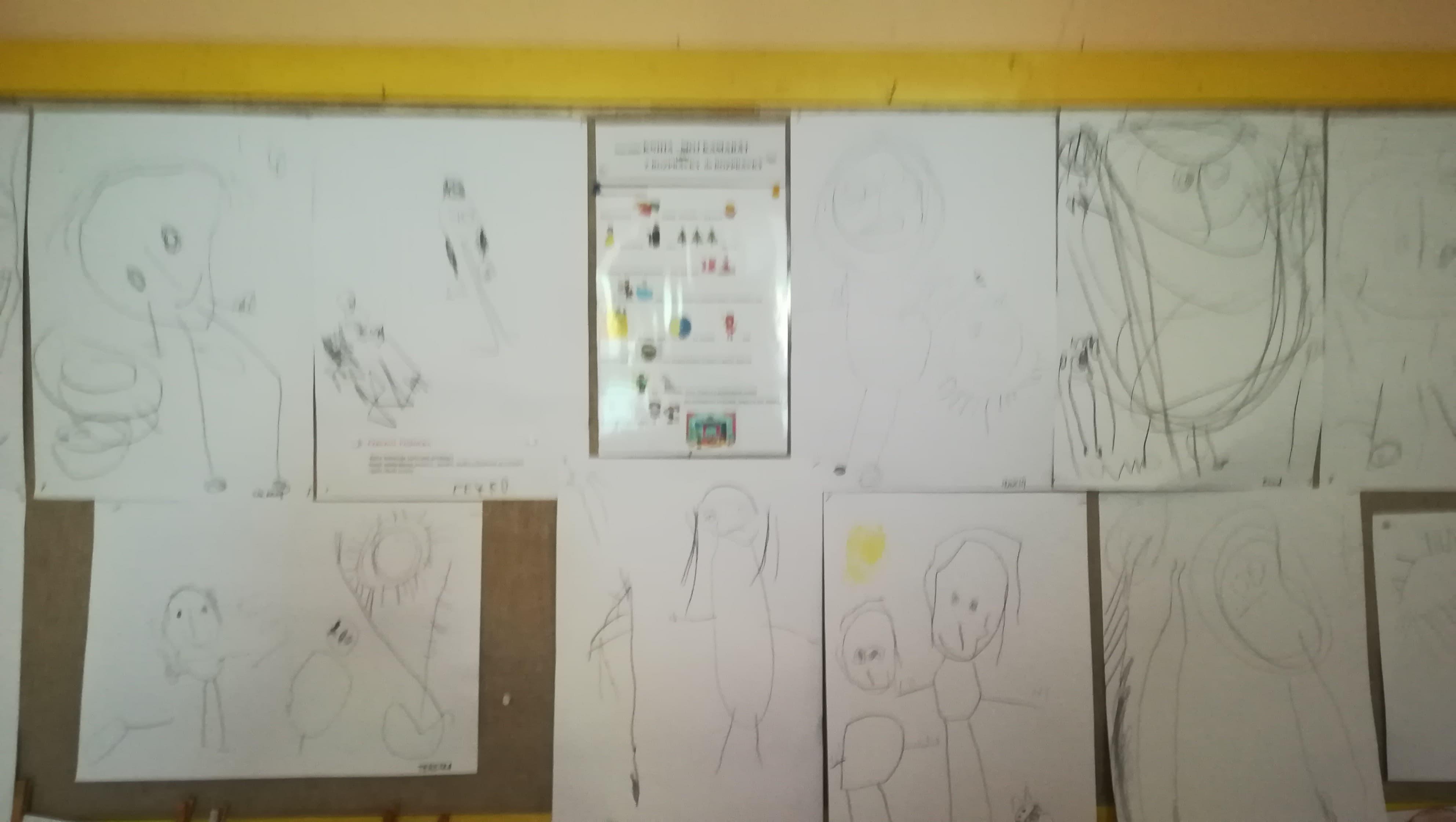 Červená Čiapočka-kreslíme