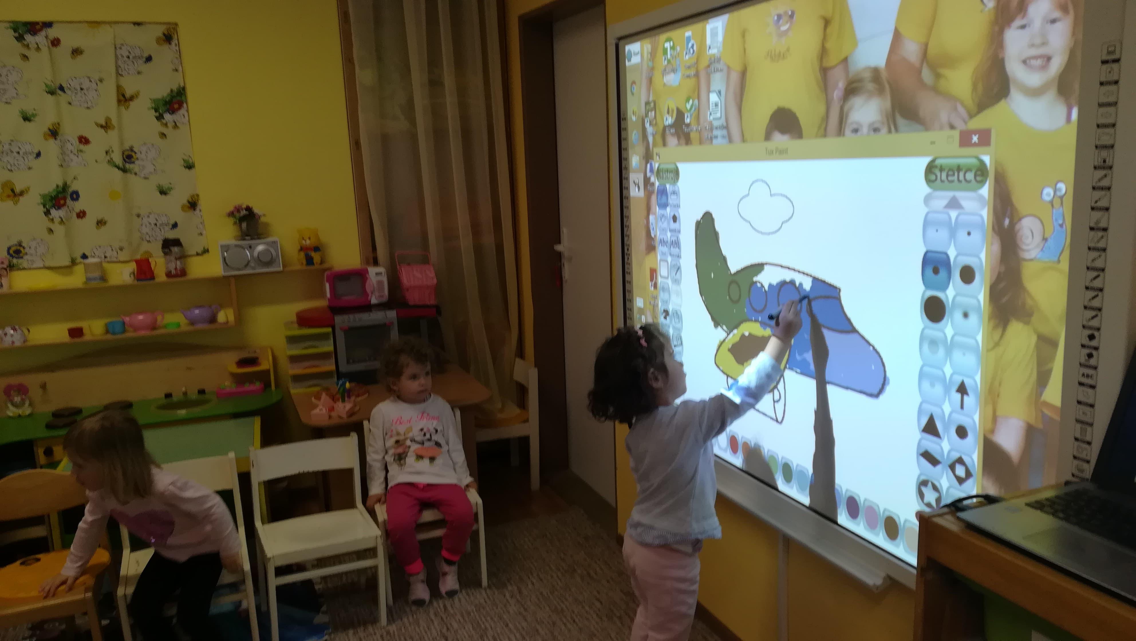 Kreslíme na tabuľu