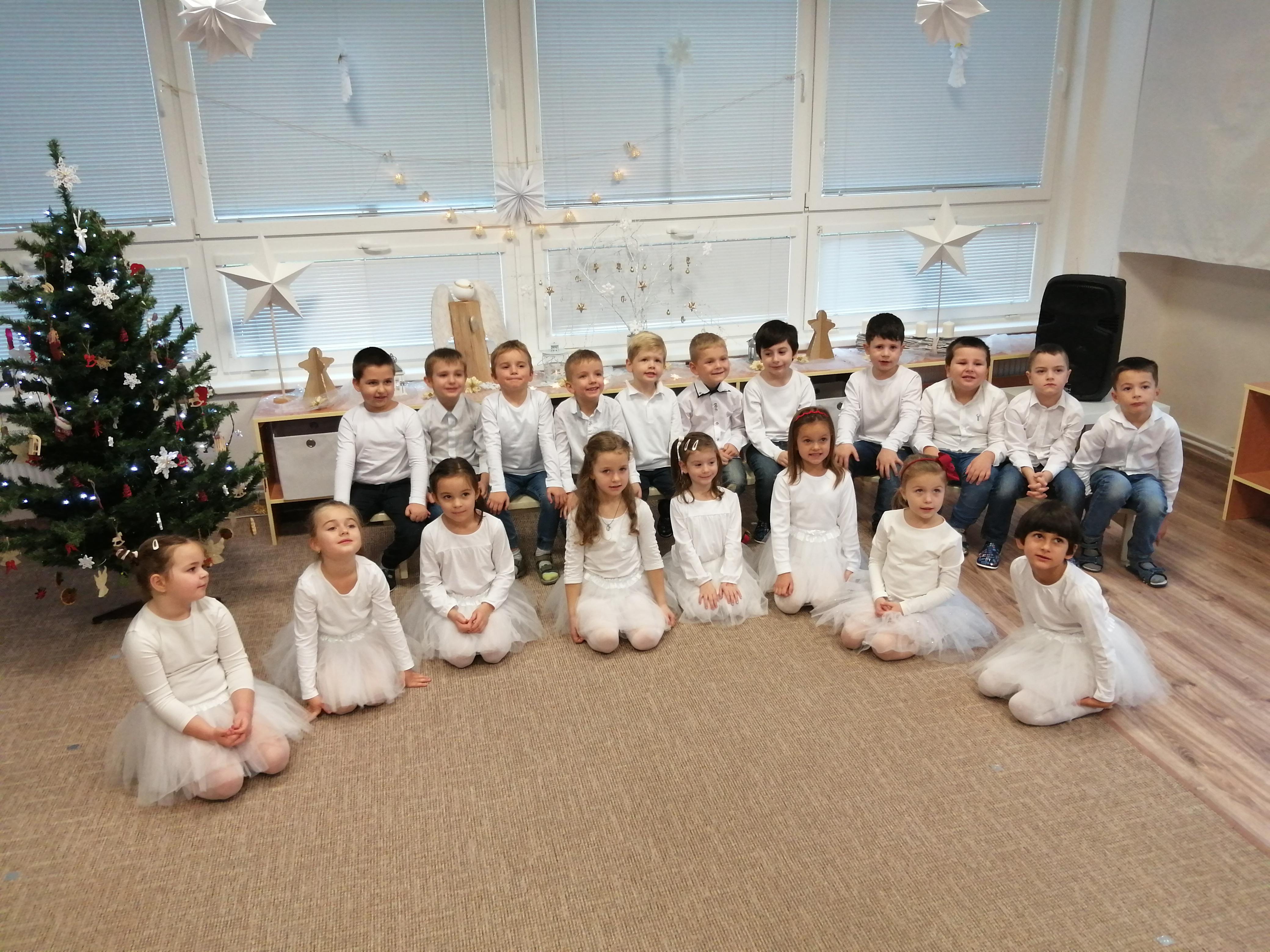 Vianočný program